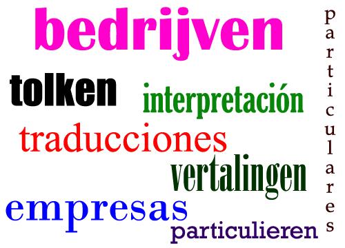 Poster websiteTRADUCCIONES 1